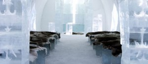 Dare To Be Different - The Ice Hotel Wedding!  Holidays