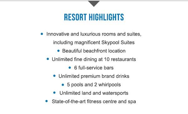 Sandals LaSource Grenada Resort & Spa Highlights